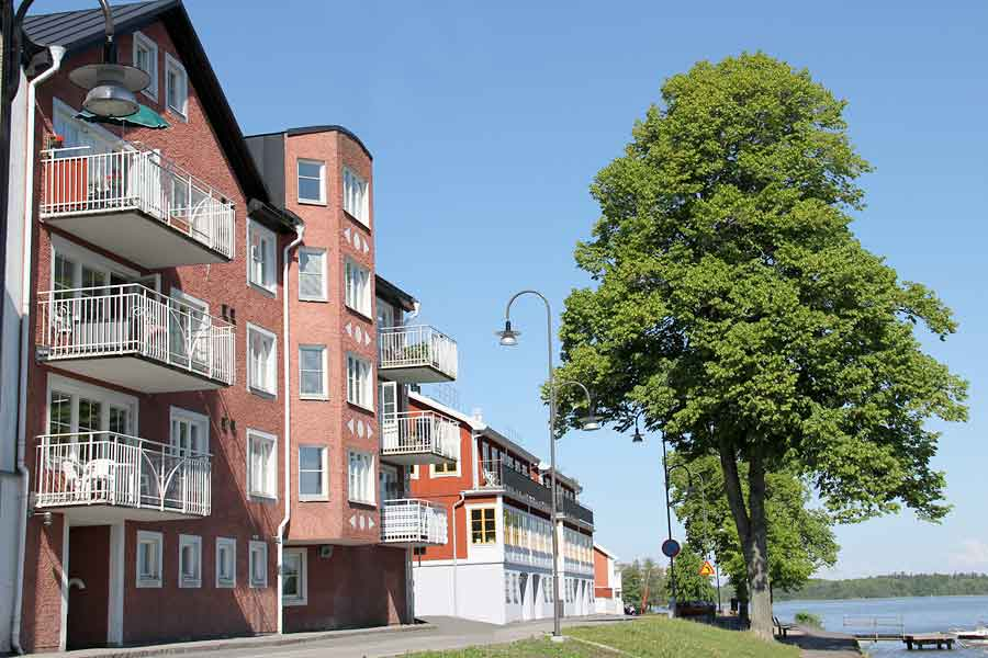 10731-2108 Kortttidskontrakt Kvarngatan Strängnäs