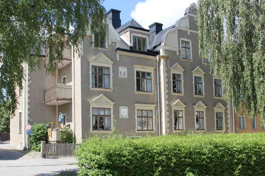 11202-4005 Parkeringsplats Rådmansgatan Strängnäs